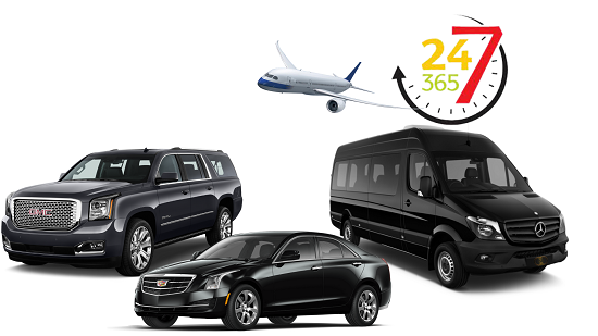 Limo Service from Connecticut (CT) to Boston Logan Airport (BOS)